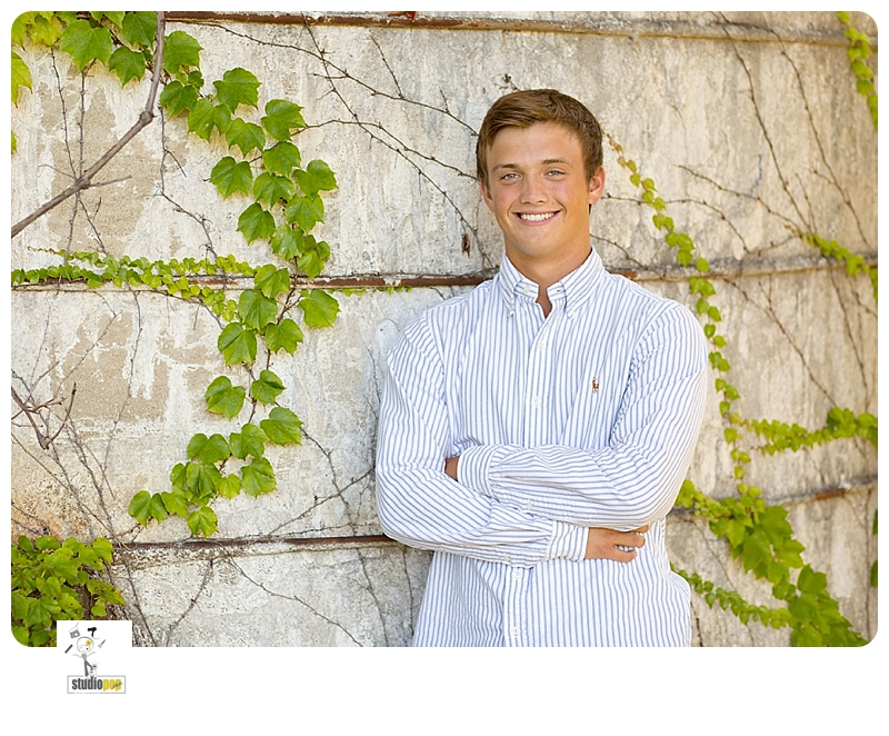Barrington Senior Photographer