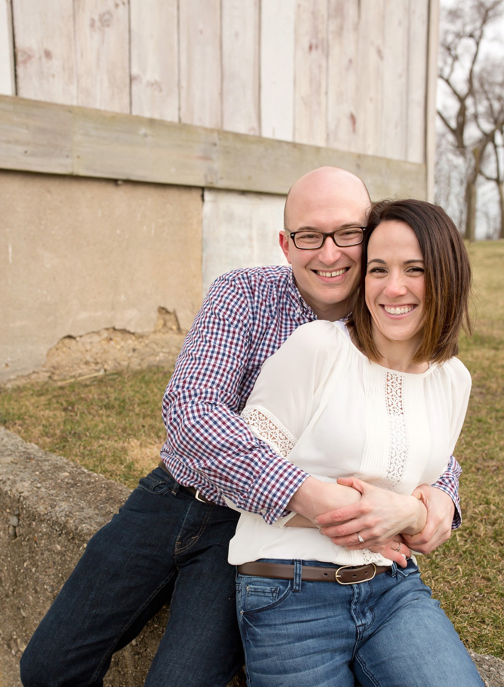 MCHENRY COUNTY ENGAGEMENT PHOTOGRAPHER